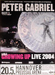 Peter Gabriel - (Still) Growing Up Tour - Tourdaten 2002-2004