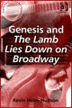 Genesis - Kevin Holm-Hudson: Genesis and The Lamb Lies Down On Broadway - Buch Rezension