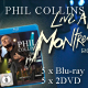 Verlosung: 5 x Phil Collins - Live At Montreux 2DVD & Blu-ray