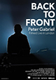 VERLOSUNG: Peter Gabriel - Back To Front Kinoevent