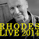 David Rhodes Trio - Tourdaten 2014