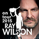 Ray Wilson - Tourdaten 2016: Backseat Drivers, solo, Band, Genesis Classic
