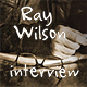 Ray Wilson - Interview über Song For A Friend in Leipzig 2016