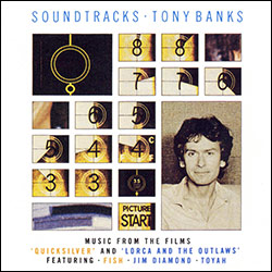 Tony Banks Soundtracks Cover