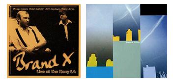 Genesis News Com [it]: Brand X - Special: An Unorthodox History - Part 2