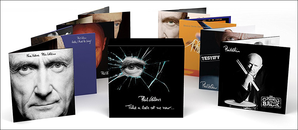 Complete Studio Collection Phil Collins