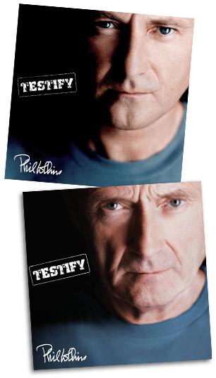 Testify Coververgleich