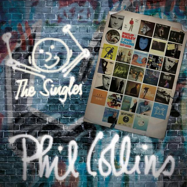 Phil Collins Singles