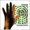 Genesis - Invisible Touch (CD)