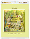 Genesis<br>Selling England by The Pound (Blu-Ray)
