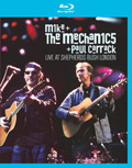 Mike + The Mechanics + Paul Carrack<br>Live At Shepherds Bush London(Blu-ray)