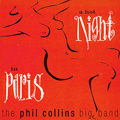 The Phil Collins Big Band<br>A Hot Night In Paris (CD)