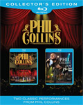Phil Collins<br>Going Back: Live At Roseland Ballroom<br>Live At Montreux (2-Blu-ray Set)