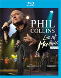 Phil Collins - Live At Montreux (Blu-ray)