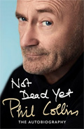 Phil Collins - Not Dead Yet (Buch)