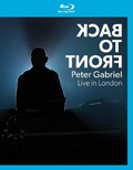 Peter Gabriel<br>Back To Front: Live In London (Blu-ray)