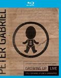 Peter Gabriel<br>(Still) Growing Up Live (Blu-ray/DVD)