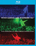 Peter Gabriel - Live In Athens 1987 <br>(Blu-ray + DVD)