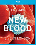 Peter Gabriel<br>New Blood: Live In London (Blu-ray)