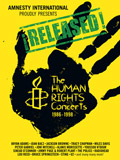 ¡Released! The Human Rights Concerts<br>1986-1998 (6DVD-Box)