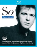Peter Gabriel - Classic Albums: So - Blu-ray