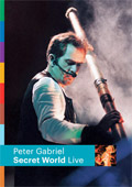 Peter Gabriel - Secret World Live (DVD)