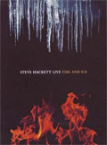 Steve Hackett - Fire And Ice (DVD)
