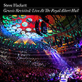 Steve Hackett - Genesis Revisited<br>Live At The Royal Albert Hall (DVD/2CD)
