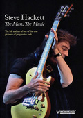 Steve Hackett - The Man, The Music (DVD)