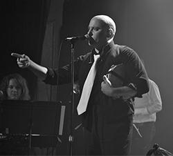 Martin Levac Live 1
