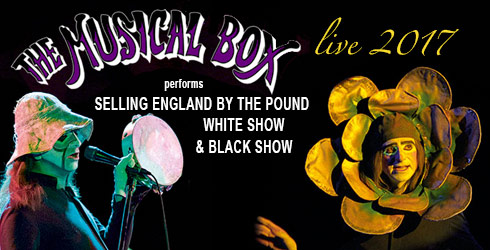 The Musical Box live 2017