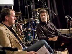 Steve Hackett Interview 1