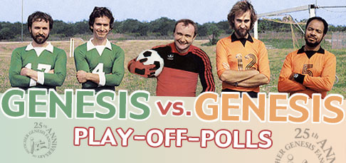 Song Liga Play Off Polls
