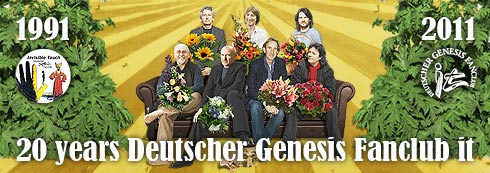 20 Jahre Deutscher Genesis Fanclub it - Website Special
