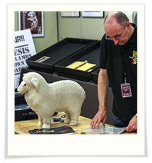 Lamb Event 2012 - Abbau