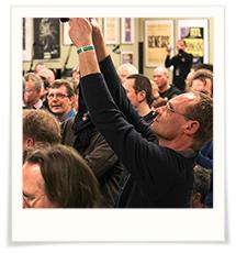 Lamb Event 2012 - visitors