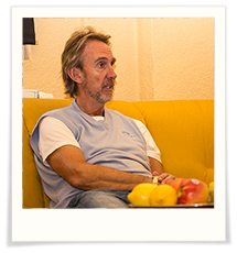Mike + The Mechanics Interview in Dresden 2012