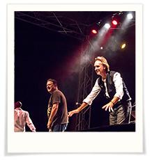Lamb Event 2012 - Aufbau
