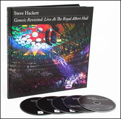 Steve Hackett Artbook 1