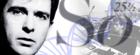 Peter Gabriel So DNA