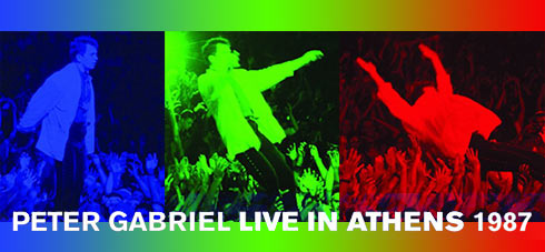 Live In Athens Header