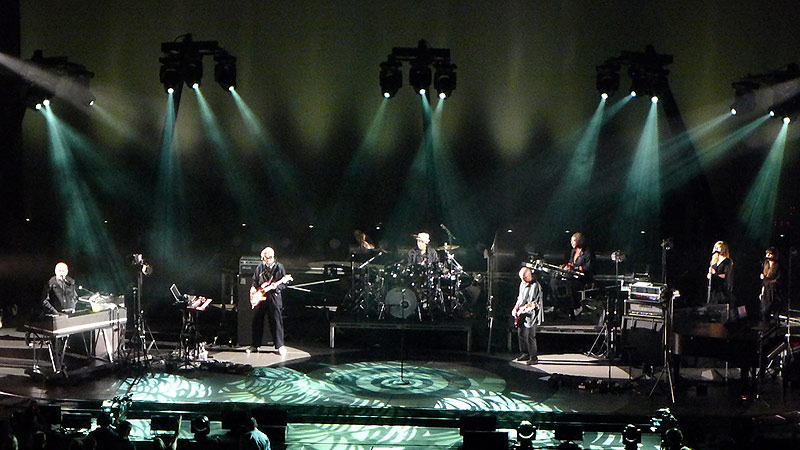 Peter Gabriel Back To Front Tour