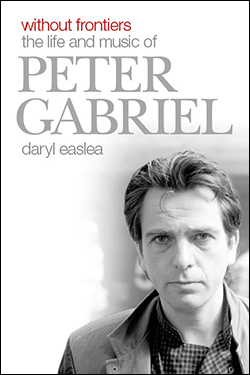 Without Frontiers Biografie Peter Gabriel Cover