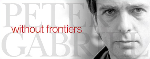 Without Frontiers Peter Gabriel Biografie Rezension 2013