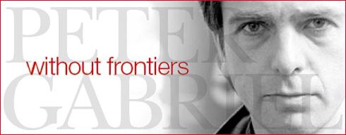 Without Frontiers Peter Gabriel Biografie Rezension 2013
