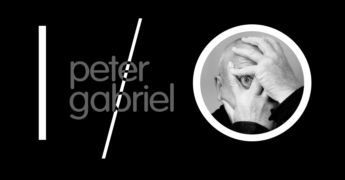 Peter Gabriel The Making Of I/=