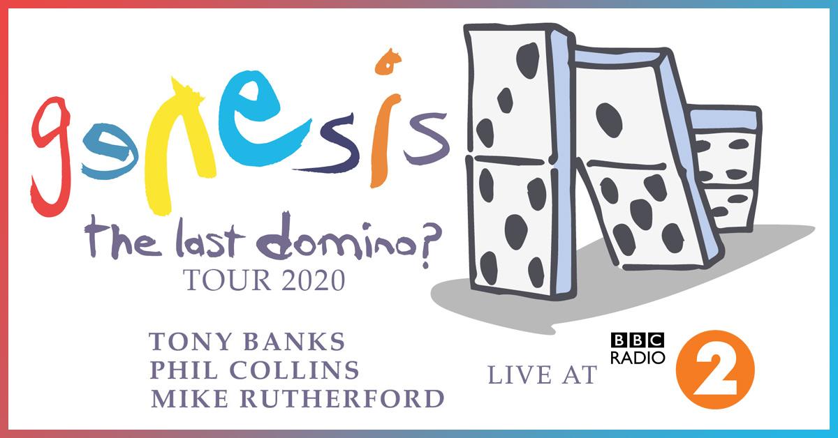 Genesis Interview at BBC Radio 2