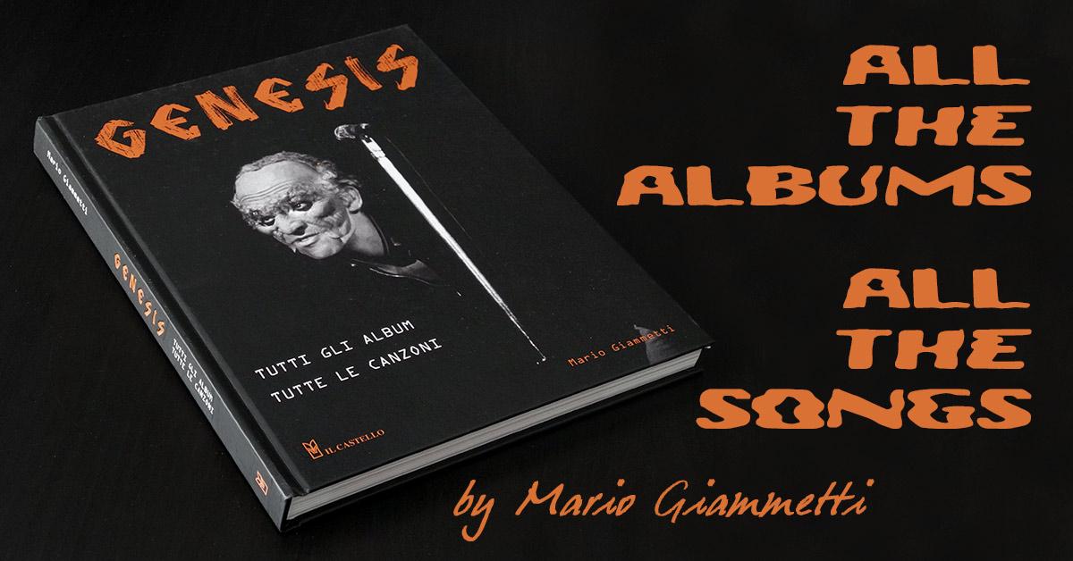 Genesis - Tutti gli album, tutte le canzoni