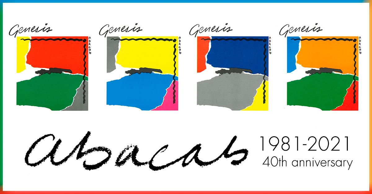 GENESIS - Abacab 40th Anniversary