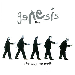 Genesis The Way We Walk Live